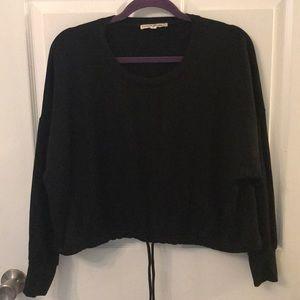 Express One Eleven crop Sweatshirt